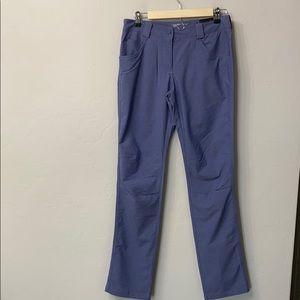 Nike golf  dri- fit modern rise pants size 6. NWT